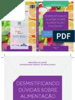 Desmistificando dúvidas sobre Alimentacao e Nutrição-Material de apoio para profissionais de saúde-MISAU, Brasil.pdf