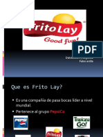 Distribucion y Logistica Frito Lay