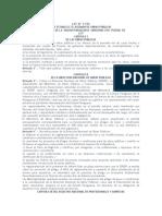 Ley 1533 Regimen de Obras Publicas
