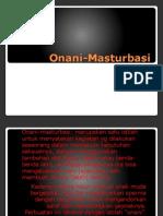 5. Onani Dan Masturbasi Dalam Pandangan Islam (Dr. Taufiq)