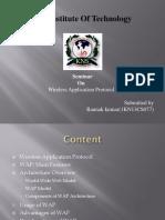 Wireless Application Protocol Ppt