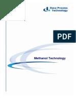 Davy Process Tech Methanol