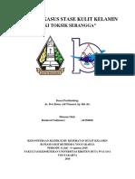 Refleksi Kasus Stase Kulit dan Kelamin - Dermatitis Numularis dr Fajar.docx