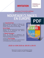 DEBAT La Quadrature Des Classes