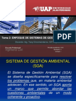 Unid I Sem 3 y 4_SGA Situación y Modelo Ideal UAP