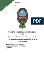 PROYECTOS DE INVESTIGACION E INTERACCION PSICOSOCI.docx
