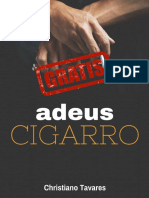 Adeus Cigarro - Pare de Fumar