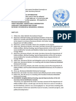 Rosemary DiCarlo meets President Farmaajo on first field trip as UN Under-Secretary-General