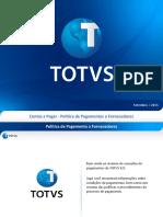 TOTVS -  Politica de Pagamentos a Fornecedores.pdf