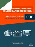 E-Book - Como Aperfeiçoar e Valorizar Os Seus Dashboards No Excel