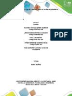 Informe Practica Laboratorio Quimica Inorganica