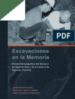 Excavaciones en La Memoria_tegueste