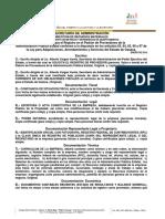 Requisitos para el registro en el Padron de Proveedores de la Administracion Publica Estatal 2016.docx