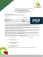 (Anexo 2) Carta Compromiso