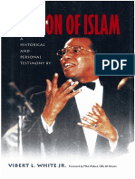 Vibert L. White (Jr.) - Inside the Nation of Islam_ a Historical and Personal Testimony by a Black Muslim (2001, University Press of Florida)