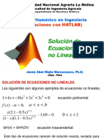 An 07 Solucion de Ecuaciones No Lineales