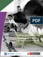 Marco de La Innovacion Educativa y Las Buenas Practicas Ccesa007