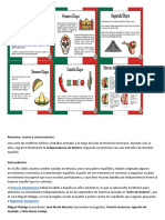 RESUMEN Y DESARROLLO DE LA INDEPNDENCIA DE MÉXICO 4°