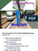 Materi 9. Mode-Split (Choice)