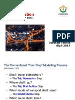 Materi 4-5. Model Bangkitan Pergerakan (Trip Generation)