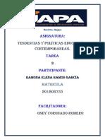 Politica Educativa Tarea 3.docx