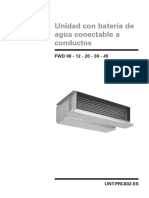 Catalogo Fan Coil
