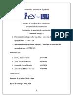 Informe Mat 2