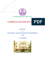 Polytechnic EEE Syllabus