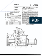 US4189070 Reaction Injection Molding Machine