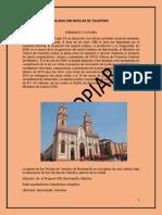 }Iglesia San Nicolas