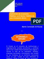 A- Definicion de Ec. Pública