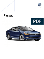 Ficha Tecnica Passat MY2018