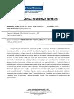 MEMORIAL DESCRITIVO ELÉTRICO.pdf