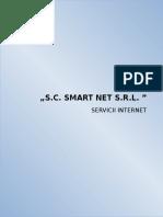 Plan de Afaceri Servicii Internet Sc Otto Net Srl