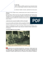 La Invasión Peruana de 1941