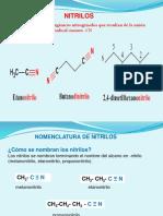 Funciones orgánicas 3