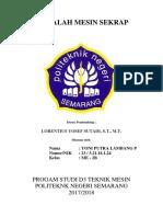 MAKALAH MESIN SEKRAP.docx