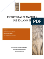 Documentacion de Patologias en Madera