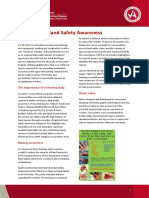 OFSC Case Study Hand Safety