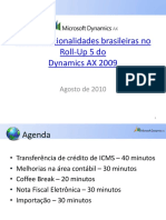 RU5 Features v2003