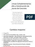 Normas Tecnicas Complementarias Diseno Construccion Estructuras Concreto 2014