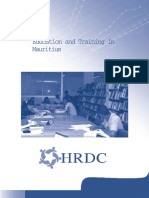 HRDC - Education and Training in Mauritius