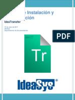 Manual IdeaTransfer