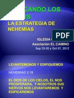Edificandolosmuroslaestrategiadenehemiassep 23-12-121021105743 Phpapp02