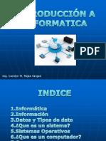 Clase 1 Informatica