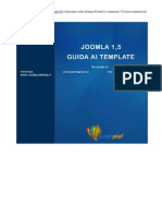 Joomla - Guida Ai Template Joomla15