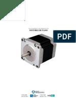 Catálogo Datasheet Dos Motores de Passo R02