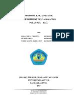 Wafi Proposal