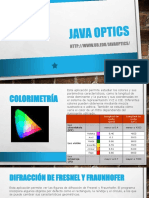 Java Optics
