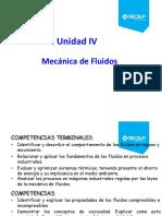 Unidad IV - introducción termodinámica